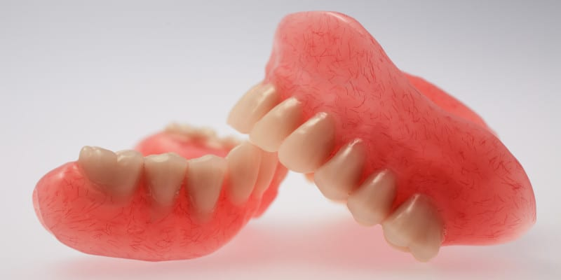 Custom Partial Denture in Clayton, North Carolina