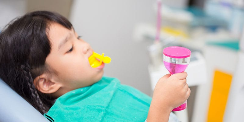 fluoride treatments for your child